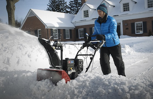 SNOW BLOWERS