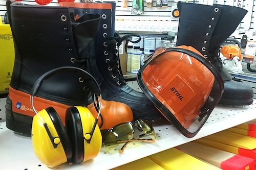 SAFETY GEAR & WORKWEAR